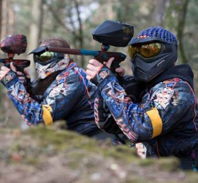 Paintball P2 Leese Hannover