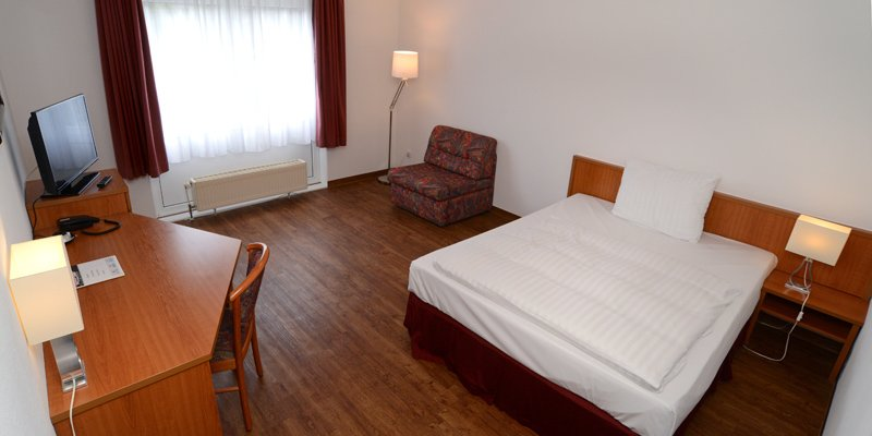 Apart Hotel Sehnde Zimmer