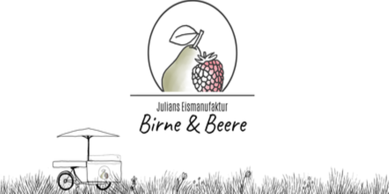 Birne und Beere