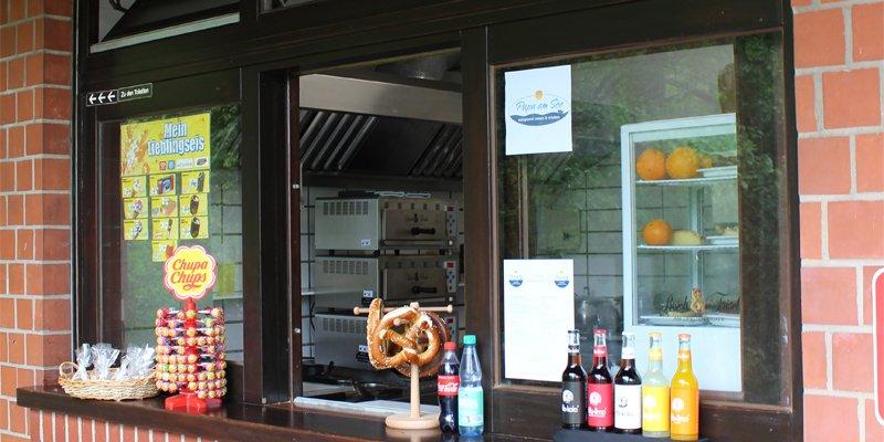 Café Papa am See